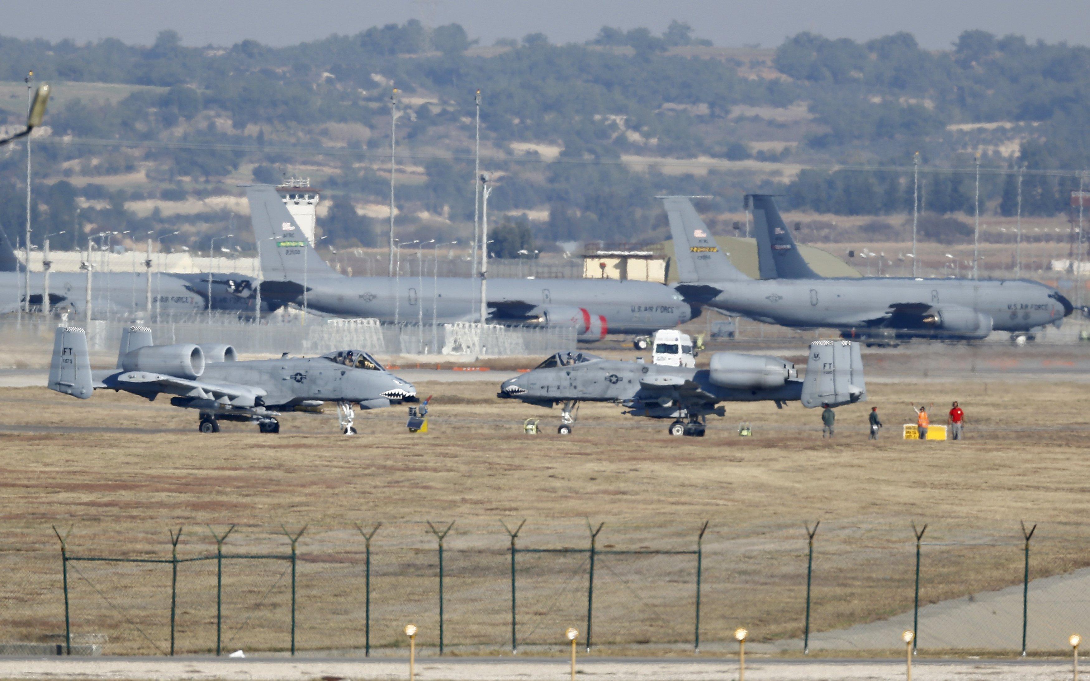 """""""İncirlik'teki Nükleer Silahlar NATO Kapasitesinin Dörtte Biri"""""""