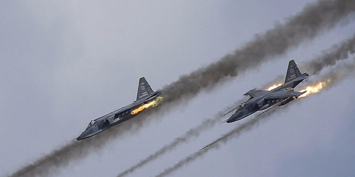 Rusya'dan Rejim Ve ABD Uçakları İçin Formül Arayışı