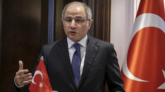 Bakan Ala: Türkiye Seyirci Kalamaz