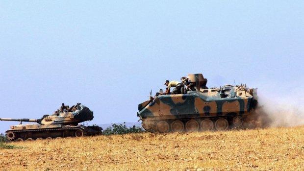 Şam'dan Cerablus Tepkisi: Operasyon Egemenliğimizin İhlali