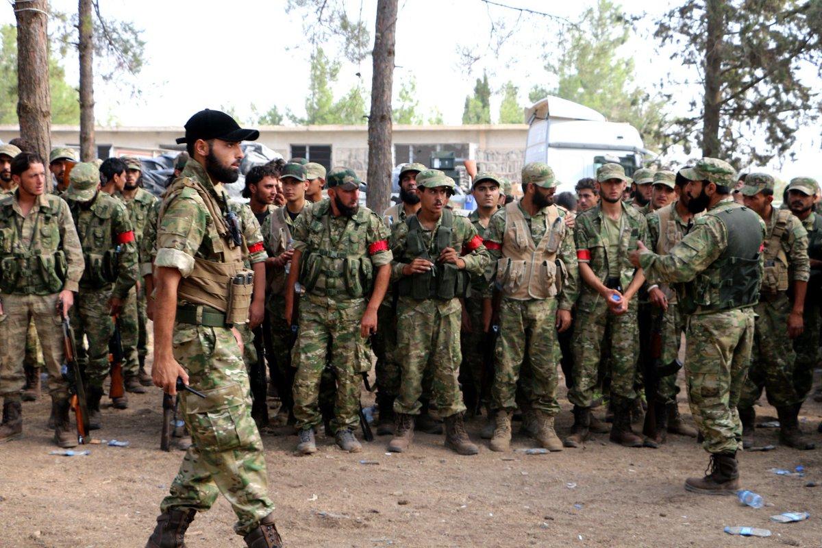 IŞİD Cerablus'tan Geri Çekildi