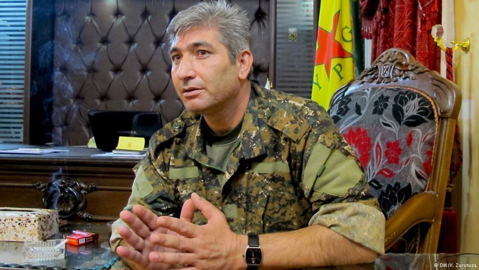 """YPG'den Fırat'ın Batısı Açıklaması: """"Buna SDG Karar Verebilir"""""""