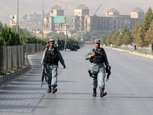 Kabil'de Amerikan Üniversitesi'ne Baskın: 13 Ölü