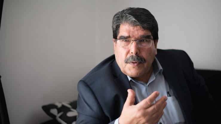 PYD Lideri: TSK'nın Başına Büyük Belalar Açılacak