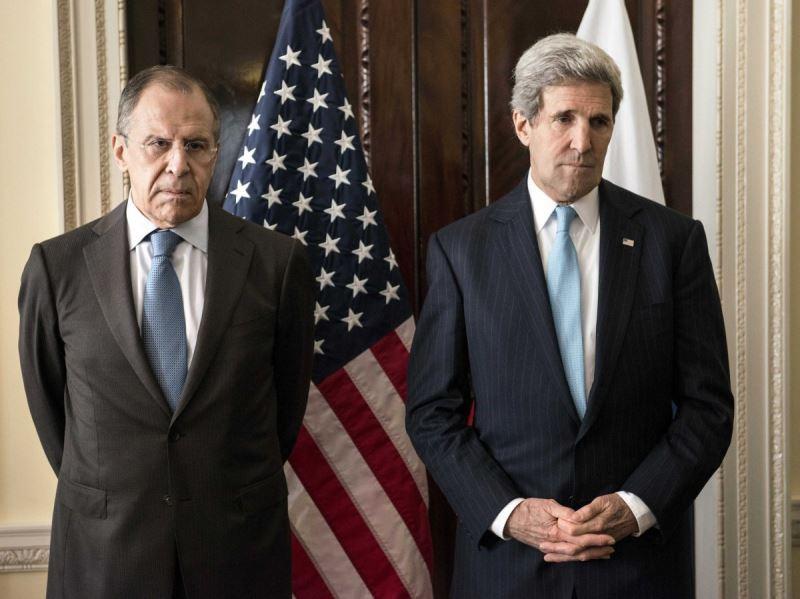 ABD ve Rusya, Suriye Ateşkesi İçin Masada