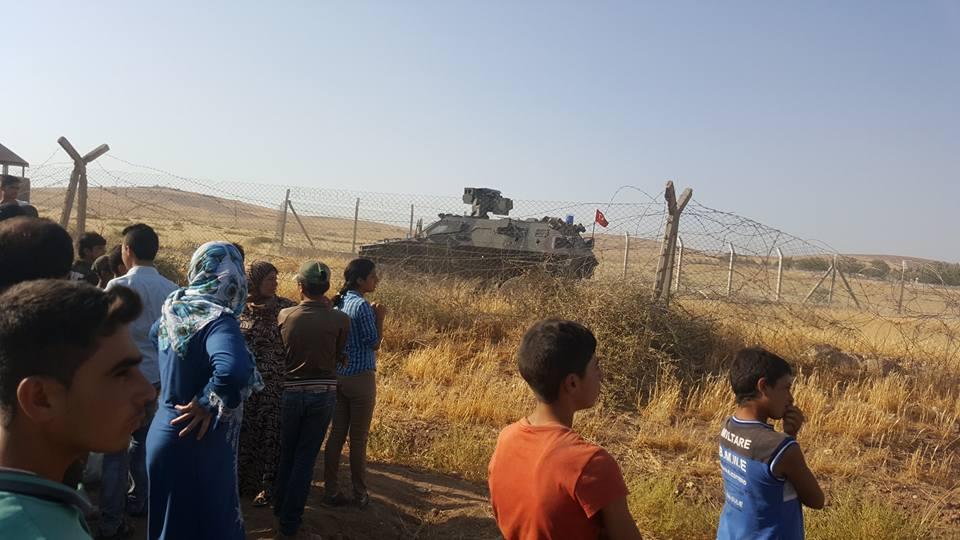 Türkiye Kobani'ye Müdahale Hazırlığında Mı?