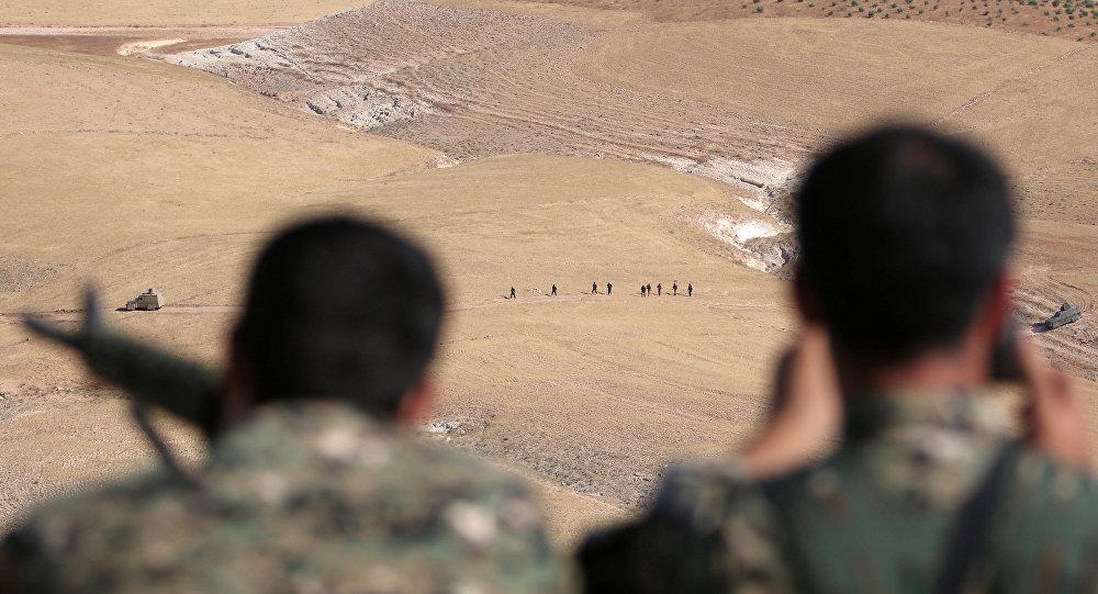 YPG, Fırat'ın Batısına Takviye Yapıyor