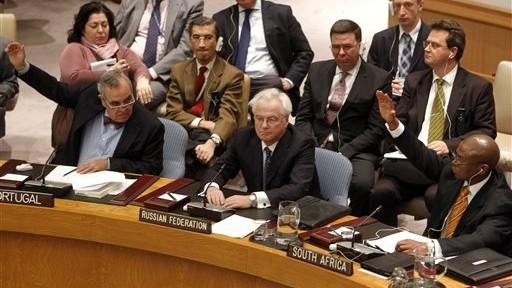 Rusya: Kimyasal Silahın Delili Yok
