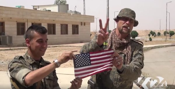 ABD Vatandaşı 3 YPG'li Menbiç'te Öldü