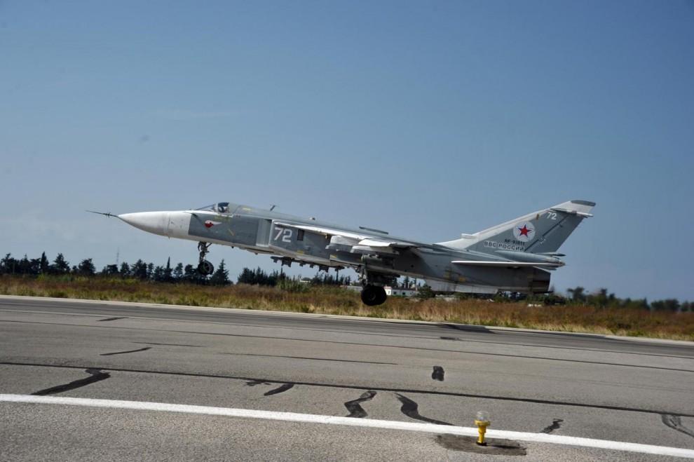 Rusya'dan Fosfor Bombalı Saldırı
