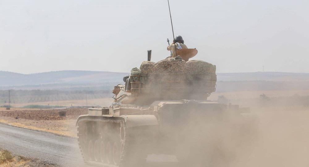 """""""ABD, TSK ile YPG Arasında Tampon Bölge Oluşturdu"""""""