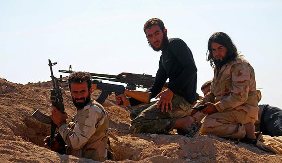 Muhaliflerden Hama'da Operasyon