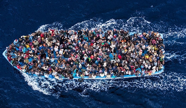 Mültecilerin Yolculuğu 5 Ay Önceki Seviyesinde