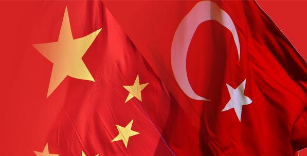 Türkiye ve Çin Arasında İmza