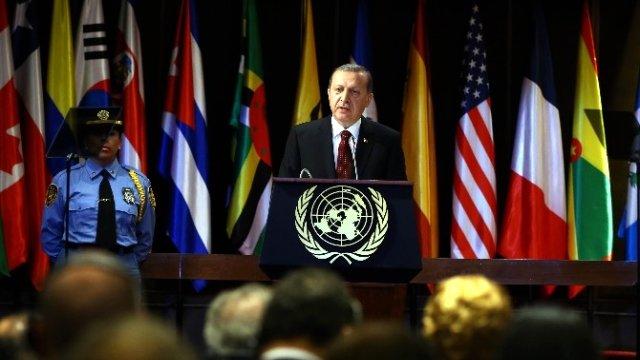 Erdoğan: Terör Koridoruna İzin Verilmeyecek