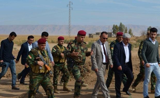 Peşmerge'ye IŞİD'e Karşı Mali Destek