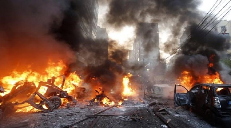 Suriye'de Eş Zamanlı Bombalı Saldırılar