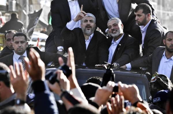 Hamas'ta Lider Değişikliği