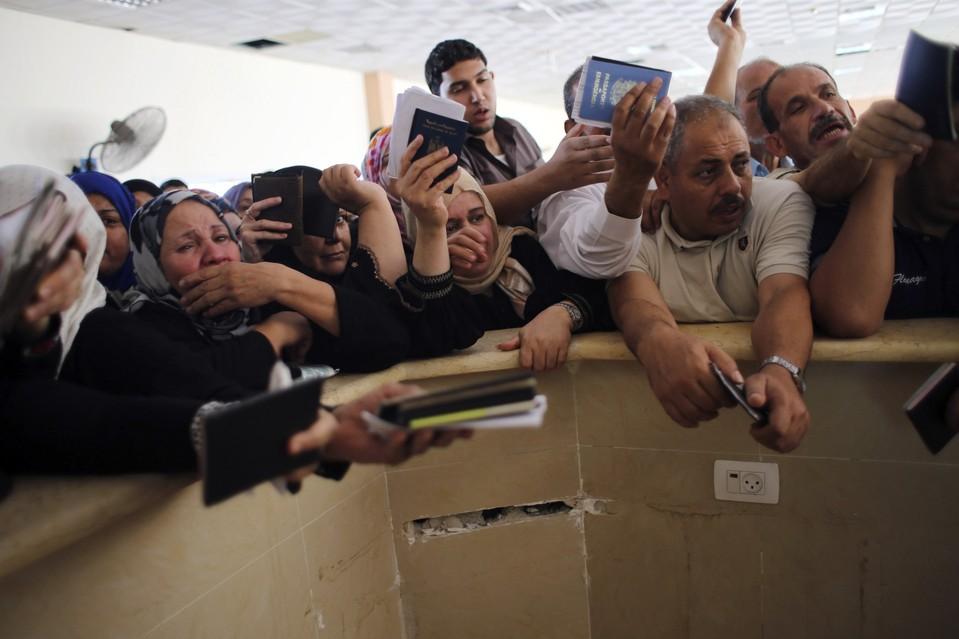 Refah'ta Bekleyiş Sürüyor