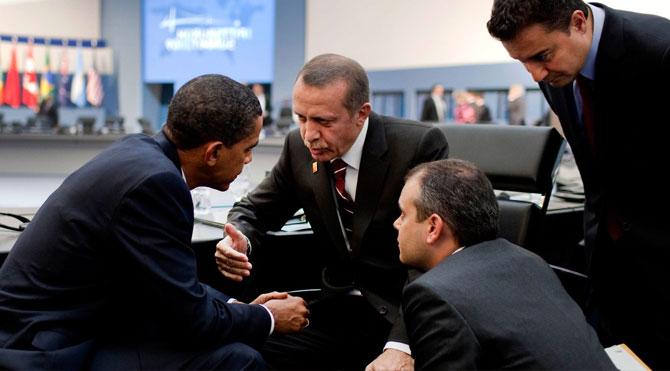 Erdoğan: ABD, YPG İle İlişkisini Tamamen Kesmeli