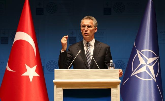 NATO Genel Sekreteri Jens Stoltenberg Türkiye'ye Geliyor