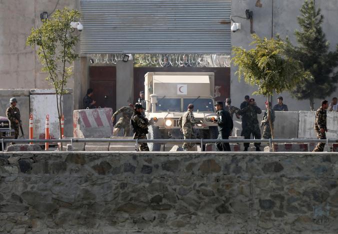 Taliban'dan Kabil'de Saldırı