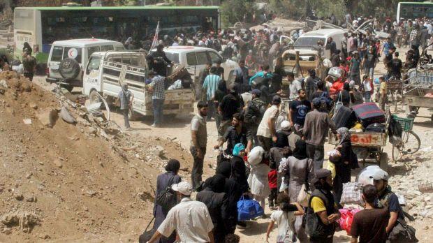 """""""Suriye'nin Demografisi Değiştiriliyor"""""""