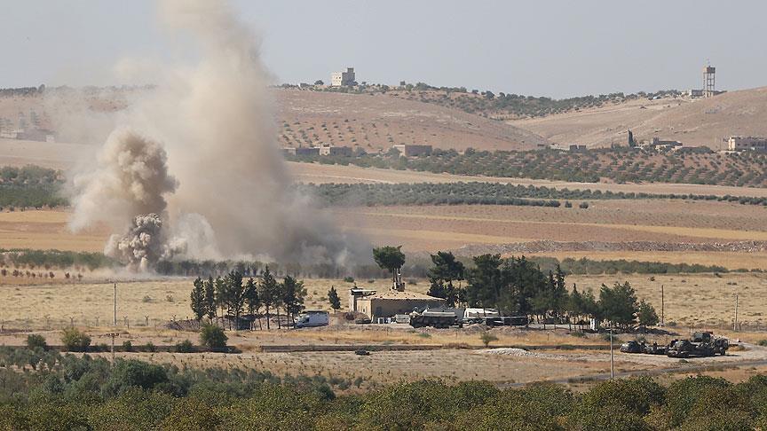 IŞİD TSK'ya Ait 2 Tanka Saldırdı