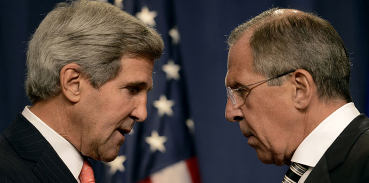 Kerry-Lavrov Görüşmesi İçin Tarih Belli Oldu
