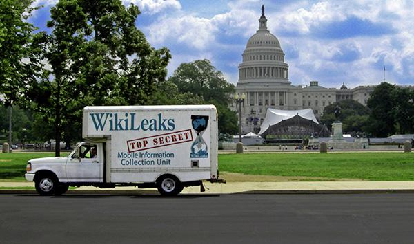 Wikileaks Clinton İle İlgili Yeni Belgeler Yayınlayacak