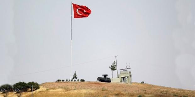 TSK Afrin'den Açılan Ateşe Karşılık Verdi
