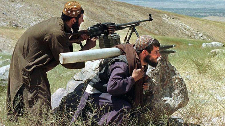 Taliban, Afganistan'ın Güneyinde Toprak Kazanmaya Devam Ediyor