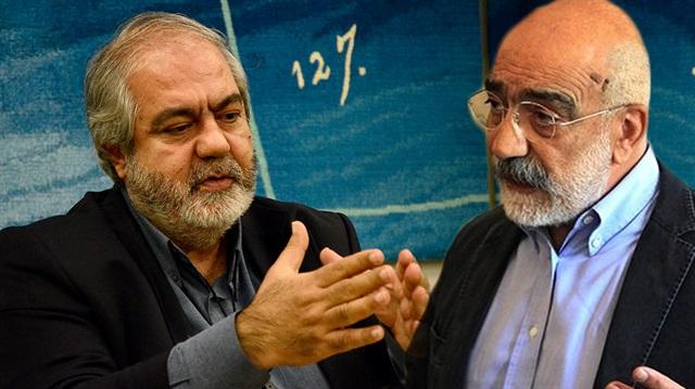 Mehmet ve Ahmet Altan gözaltına alındı