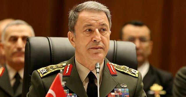 Hulusi Akar'dan Fırat Kalkanı açıklaması: Operasyonlar sürecek