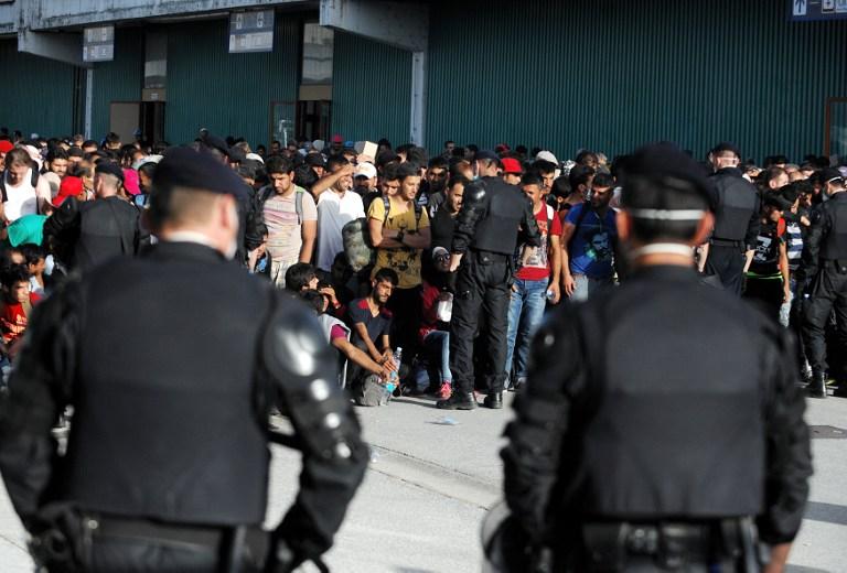 """""""Sığınmacıların yarısı ortadan kayboldu"""""""