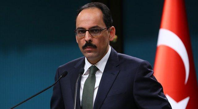 Cumhurbaşkanlığı Sözcüsü: Rakka'ya operasyon planımız yok