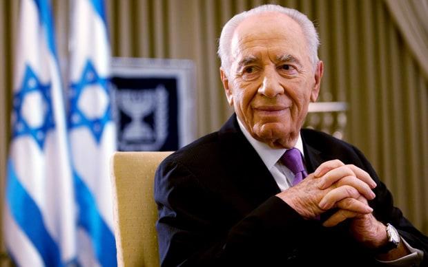 Şimon Peres felç geçirdi