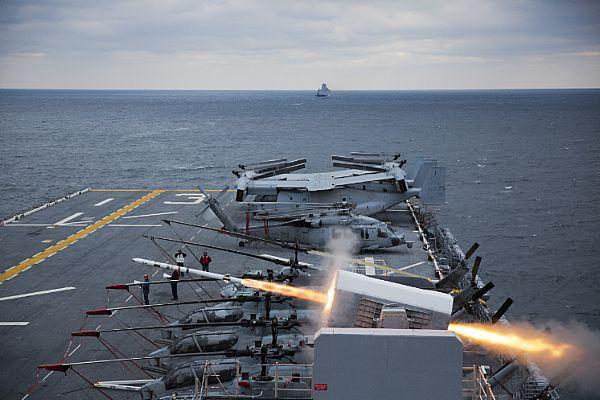 Almanya Akdeniz'e donanma yolluyor