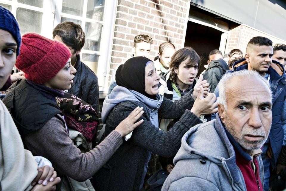 Danimarka mülteci almayacak