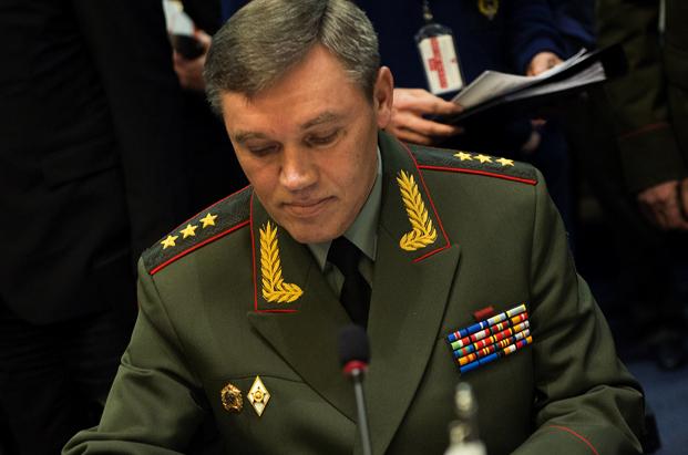 Rusya Genelkurmay Başkanı Türkiye'de