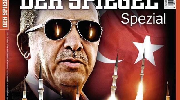 Ankara'dan Spiegel'in kapağına sert tepki