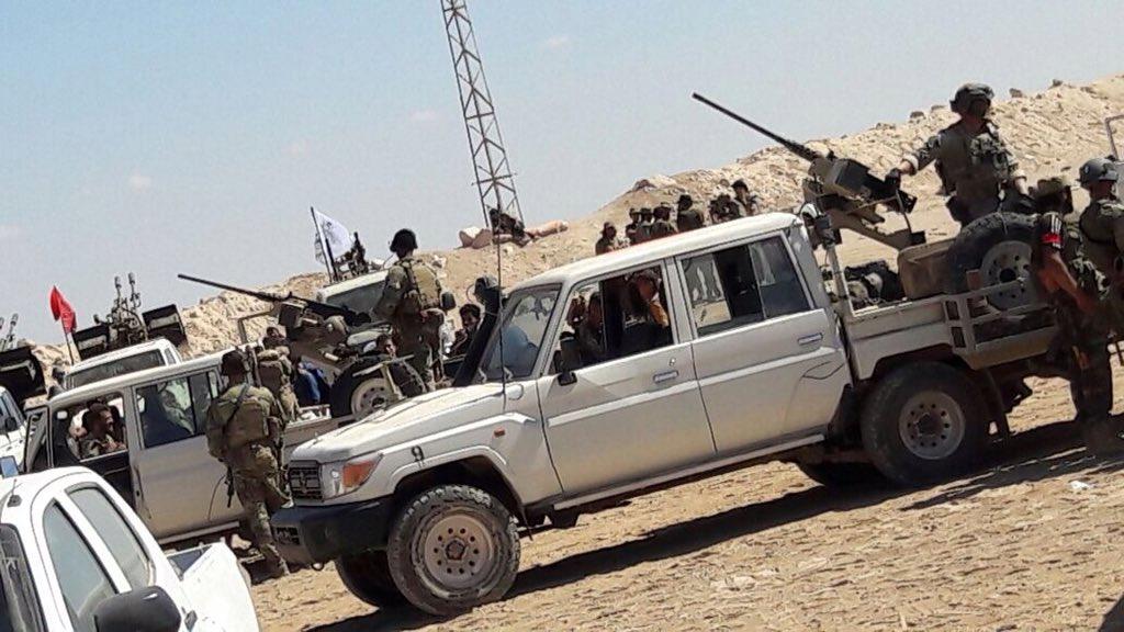 ABD: Özel kuvvetlerimiz Fırat Kalkanı'na destek olacak