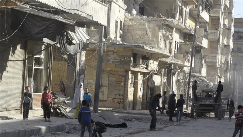 """""""Suriye rejimi ateşkesi defalarca ihlal etti"""""""