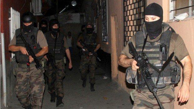 Fatih'te IŞİD operasyonu: 40 gözaltı