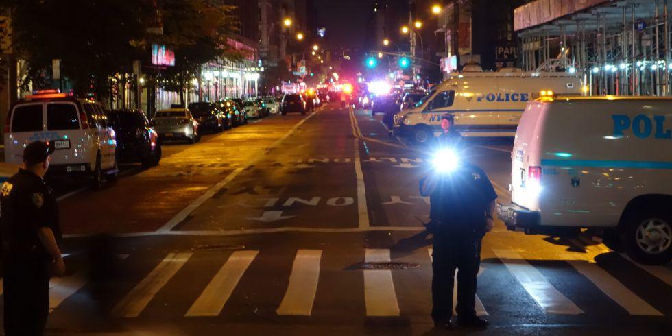 New York'taki patlamayla ilişkin 5 gözaltı