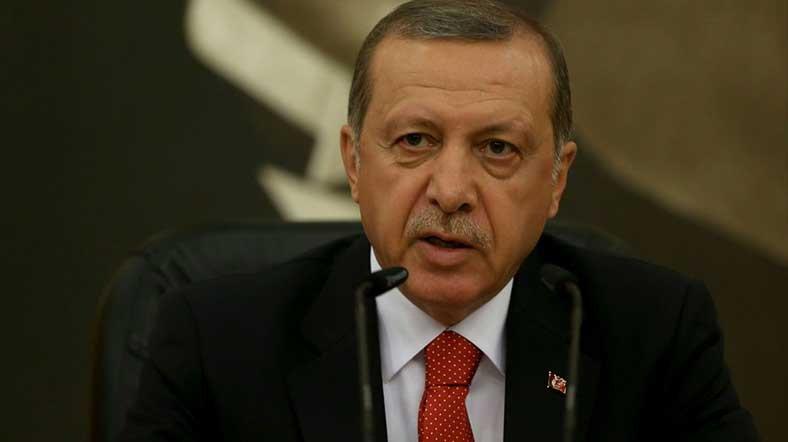 Erdoğan'dan Fırat Kalkanı açıklaması: Bab'a kadar gidiyoruz, gideceğiz