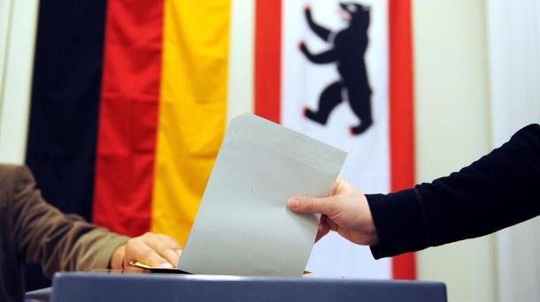 Berlin eyalet seçimlerinin ilk sonuçları belli oldu