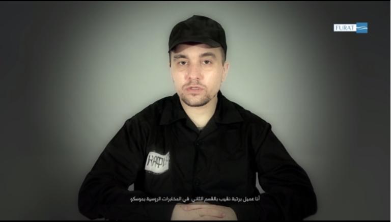 IŞİD: Rus istihbarat subayı elimizde