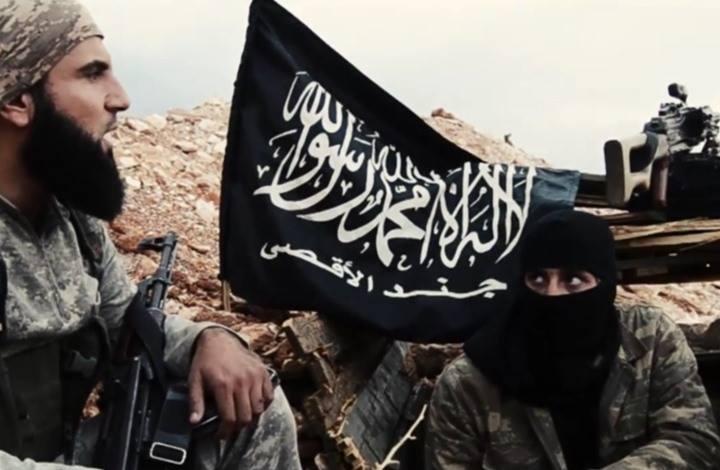 'Terör örgütleri' listesinin yeni üyesi: Cund'ul Aksa