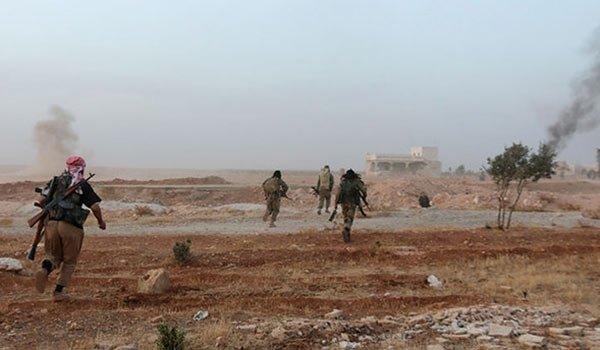 Muhalifler Hama'da ilerliyor: Maan ele geçirildi